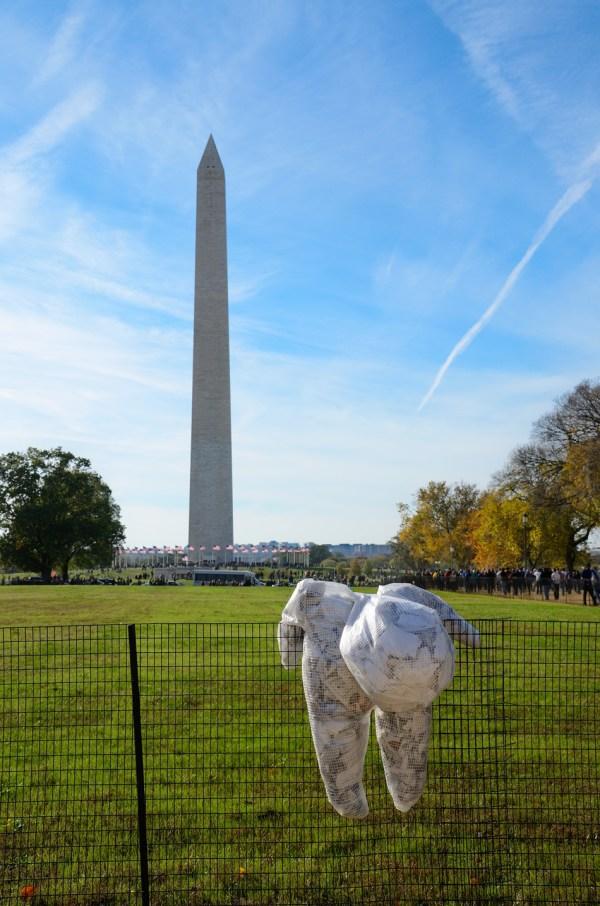 Arme des Enfants in Washington DC