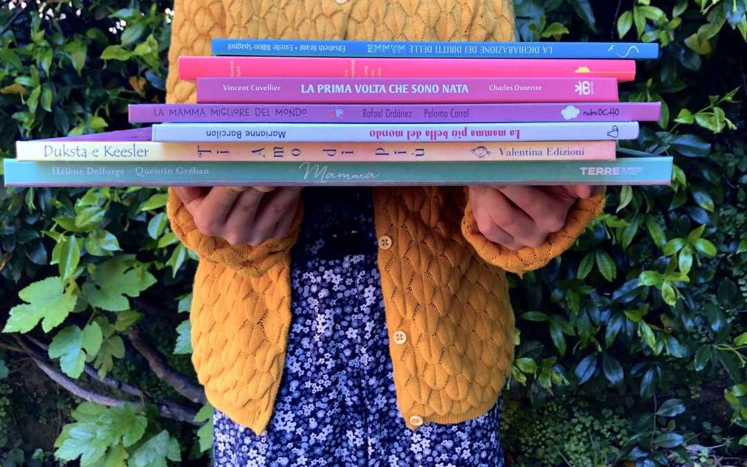 Libri per la festa della mamma