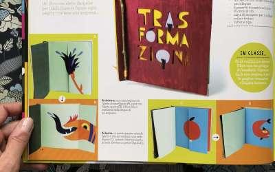 Libri fai da te: come creare un libro con i flap