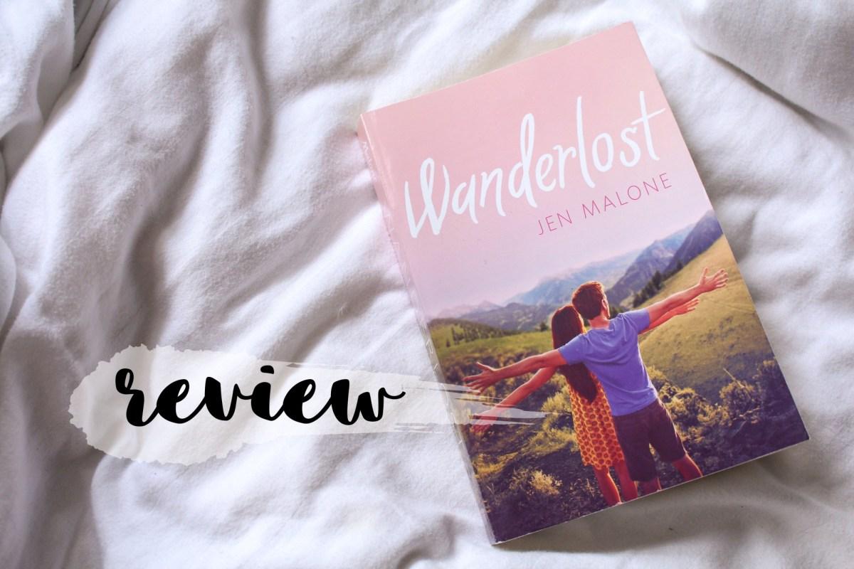 Review: Wanderlost by Jen Malone