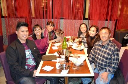 Thanks Boado family! Tita Rose, Tito Pabbie, Ate Chi and Jace!