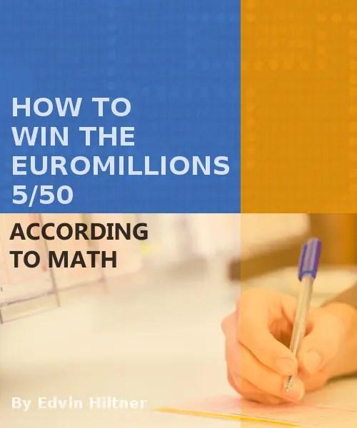 Euromillions odds calculator emma talks about. Irish lotto bet.