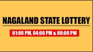nagaland state lottery live