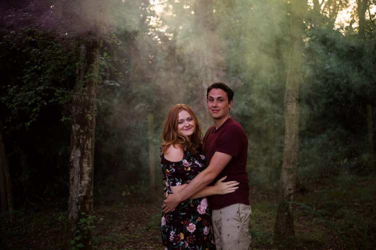 Engagement Shoot in West Sussex