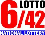 6 42 Lotto Results