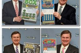 """David Spillane, a lawyer from Hanover. A Professional """"Lotto Winner"""". Image Credit ©Mass Live"""