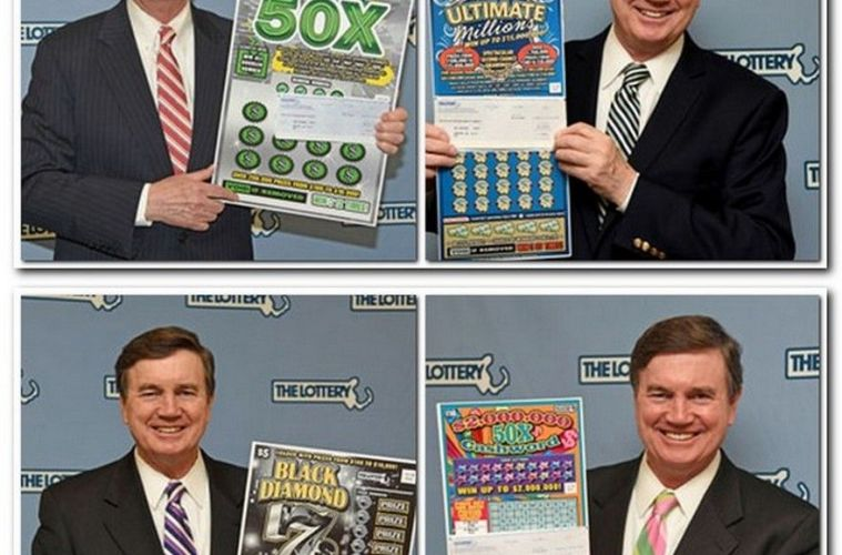 "David Spillane, a lawyer from Hanover. A Professional ""Lotto Winner"". Image Credit ©Mass Live"