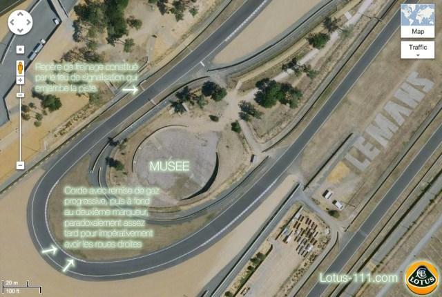 Musée Google Map