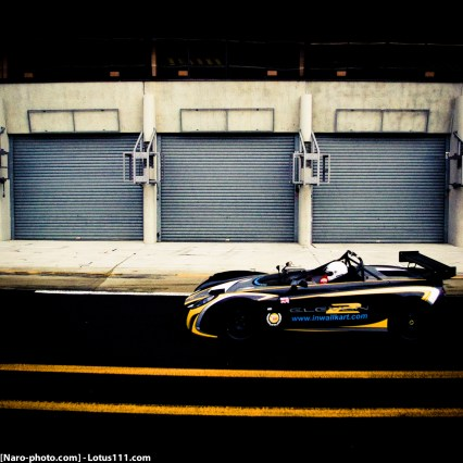 Lotus 2-eleven Le Mans Bugatti