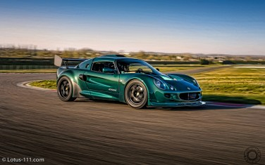 "Lotus Exige S1 ""The punisher"""