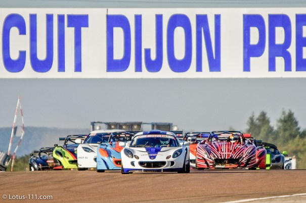 Dijon LCE 2012 Start