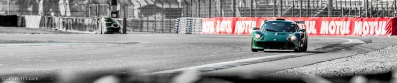 Lotus Exige Le Mans