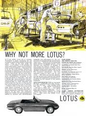 1964 Lotus Elan - Why Not More Lotus