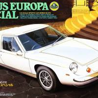 The affordable Lotus Europa Special