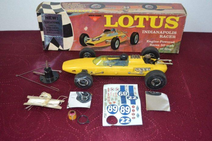 Wen-Mac Indy Lotus kit