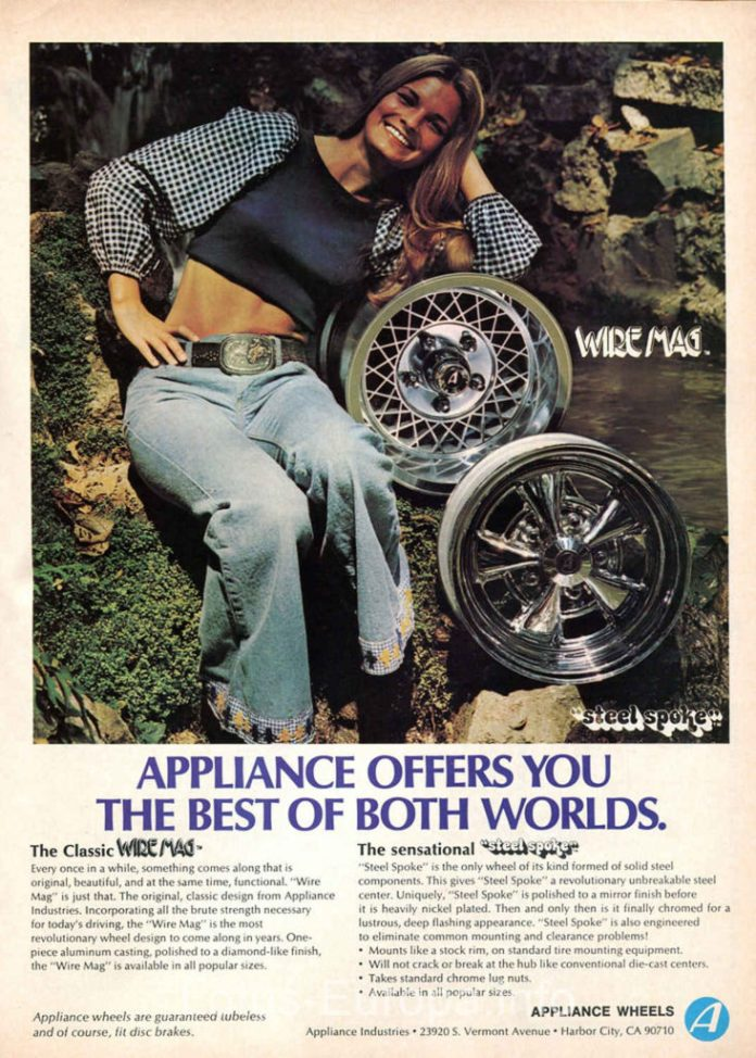 Appliance Wheels chick