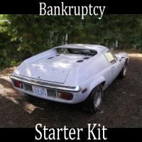 Lotus Europa Bankruptcy Starter Kit