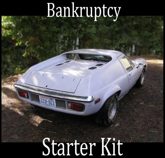 Lotus Bankruptcy Starter Kit