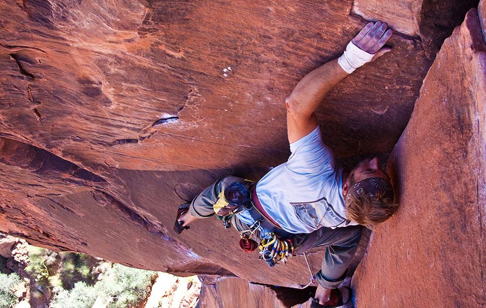 Red Rocks Nevada Rock Climbing