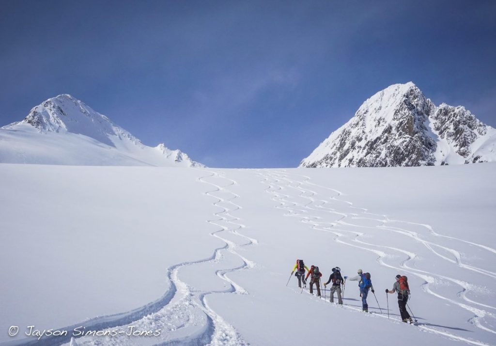 Ski Mountaineering Trip to Alaska's Thompson Pass