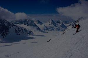Ski Thompson's Pass