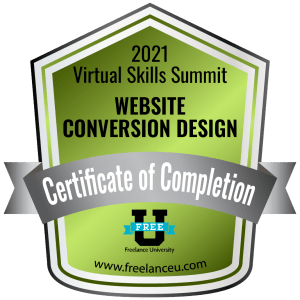 WEBSITE CONVERSION DESIGN