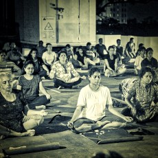 Fostering Community for Yoga Teachers 5