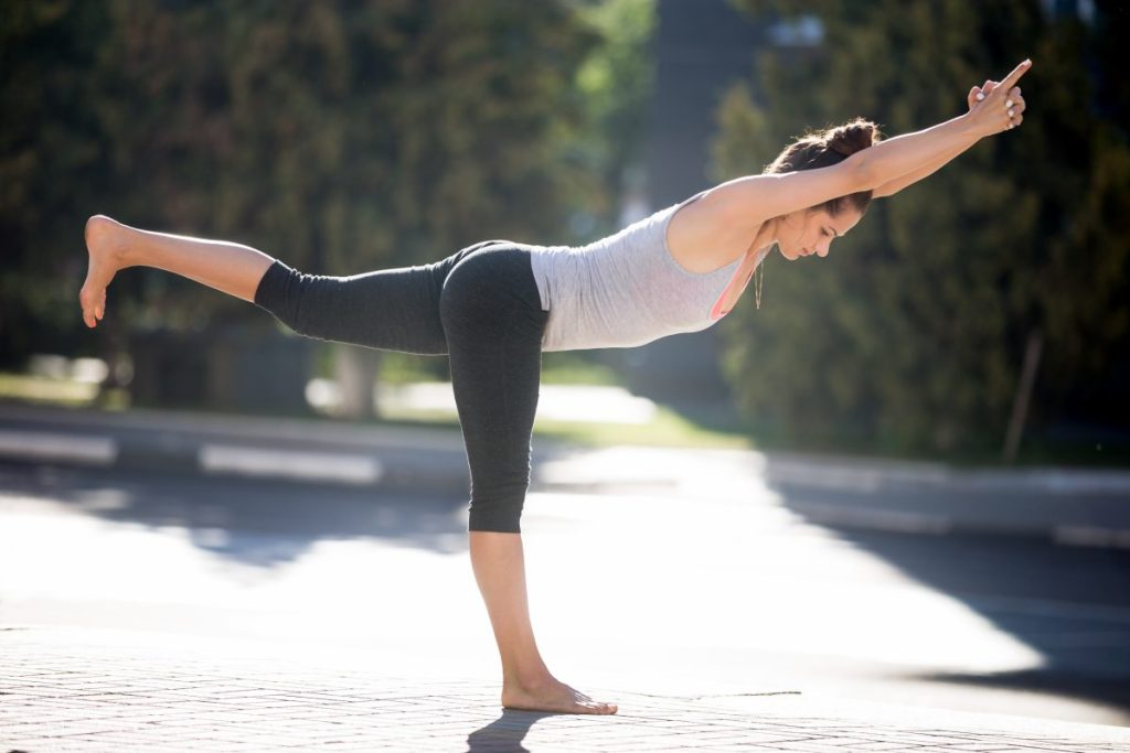 How to Lose Belly Fat With Yoga 2