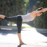 How to Lose Belly Fat With Yoga