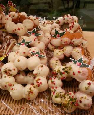 1215 Christmas donuts