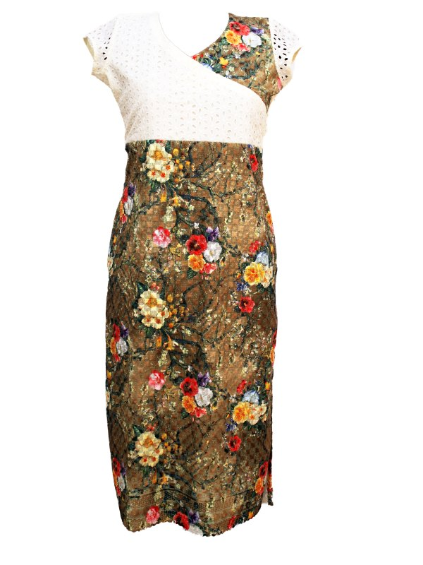 Acoba Floral Tunic