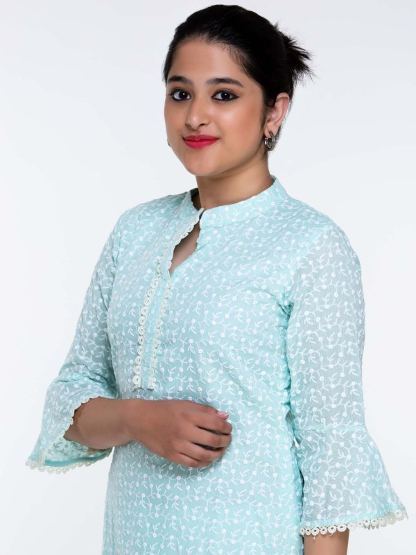 plus size Cotton Kurtis