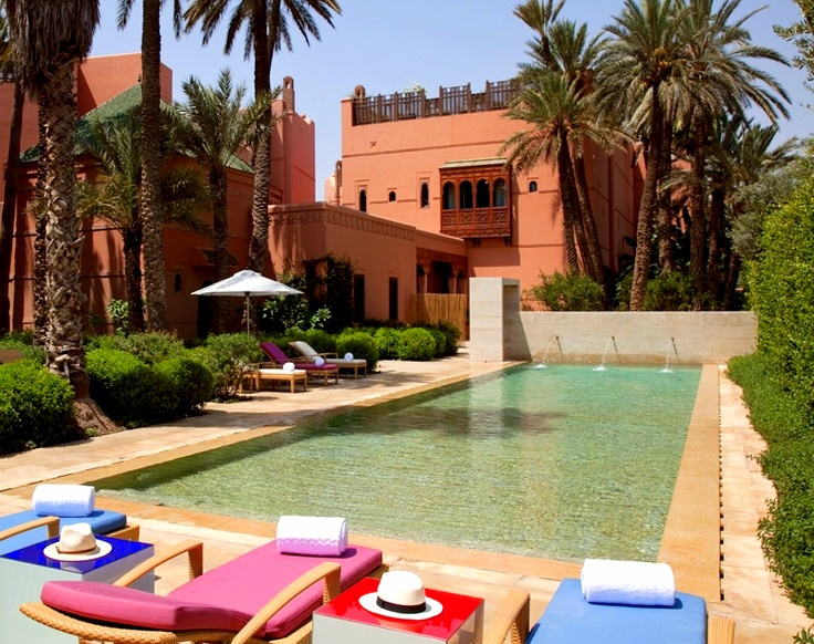 Pretend To Jet Set To: Marrakech, Morocco & Explore It's Culture!