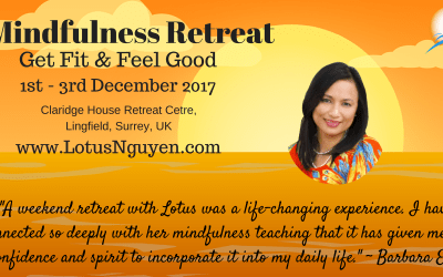 Mindfulness Retreat – Get Fit and Feel Good