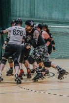 Lotus Photography Bournemouth Dorset Knobs Roller Derby Sports Phtoography 109
