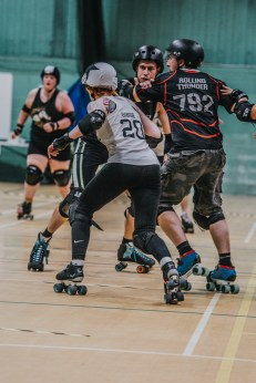 Lotus Photography Bournemouth Dorset Knobs Roller Derby Sports Phtoography 113