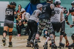Lotus Photography Bournemouth Dorset Knobs Roller Derby Sports Phtoography 124