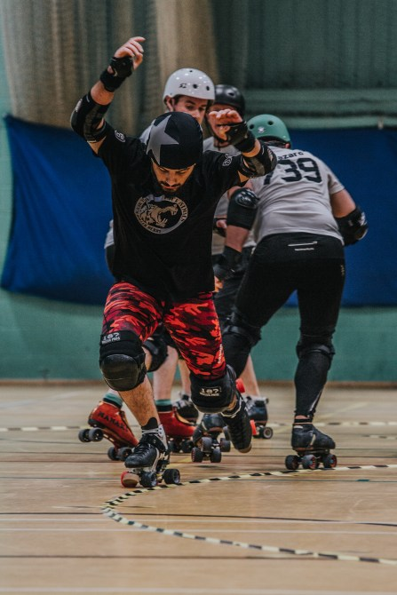 Lotus Photography Bournemouth Dorset Knobs Roller Derby Sports Phtoography 129