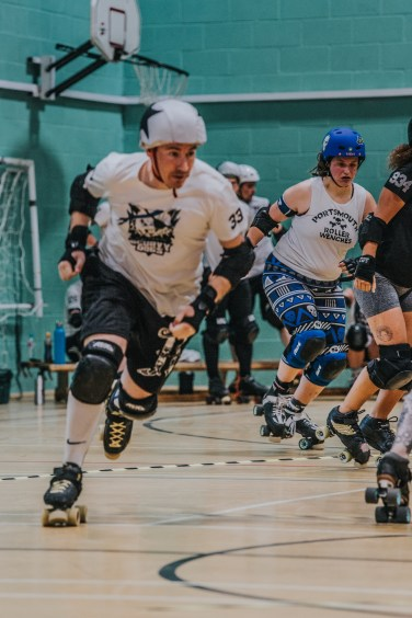 Lotus Photography Bournemouth Dorset Knobs Roller Derby Sports Phtoography 142