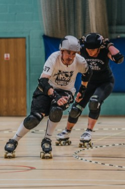 Lotus Photography Bournemouth Dorset Knobs Roller Derby Sports Phtoography 150