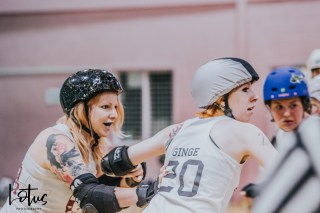 Lotus Photography Bournemouth Dorset Knobs Roller Derby Sports Phtoography 19