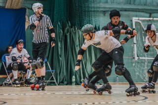Lotus Photography Bournemouth Dorset Knobs Roller Derby Sports Phtoography 194