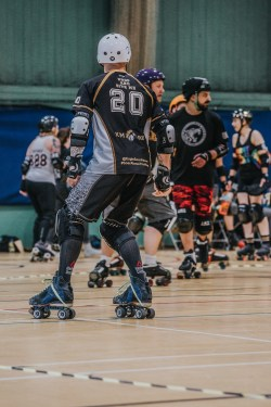 Lotus Photography Bournemouth Dorset Knobs Roller Derby Sports Phtoography 215
