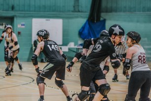 Lotus Photography Bournemouth Dorset Knobs Roller Derby Sports Phtoography 233