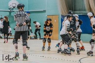 Lotus Photography Bournemouth Dorset Knobs Roller Derby Sports Phtoography 25
