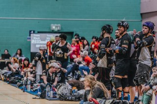 Lotus Photography Bournemouth Dorset Knobs Roller Derby Sports Phtoography 271