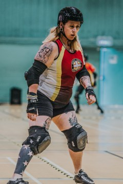 Lotus Photography Bournemouth Dorset Knobs Roller Derby Sports Phtoography 289