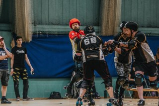 Lotus Photography Bournemouth Dorset Knobs Roller Derby Sports Phtoography 308