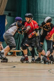 Lotus Photography Bournemouth Dorset Knobs Roller Derby Sports Phtoography 311