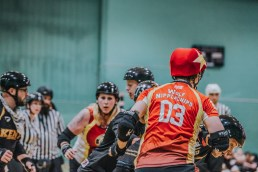 Lotus Photography Bournemouth Dorset Knobs Roller Derby Sports Phtoography 347